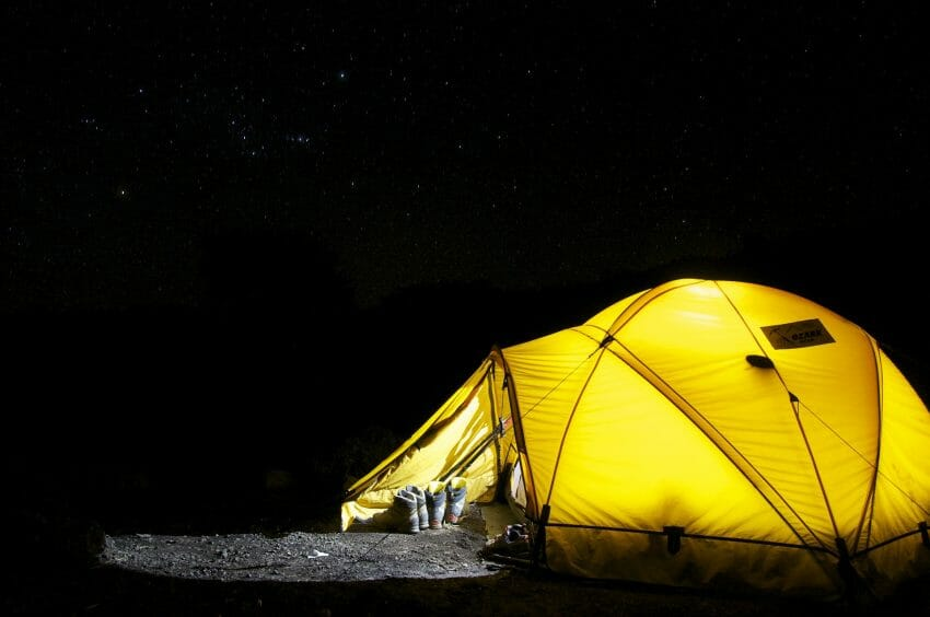 6 useful tips for first-time campers campers, great outdoors Outdoors