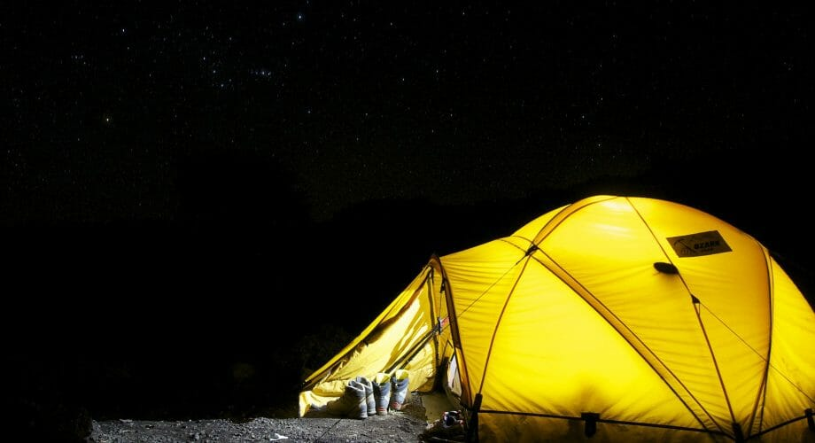 6 useful tips for first-time campers