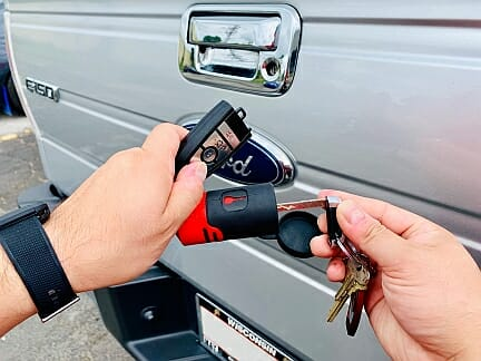 BOLT Locks Now Compatible with Many Key Fobs great outdoors Automotive News
