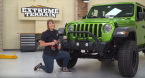 Jeep Wrangler JL lift build