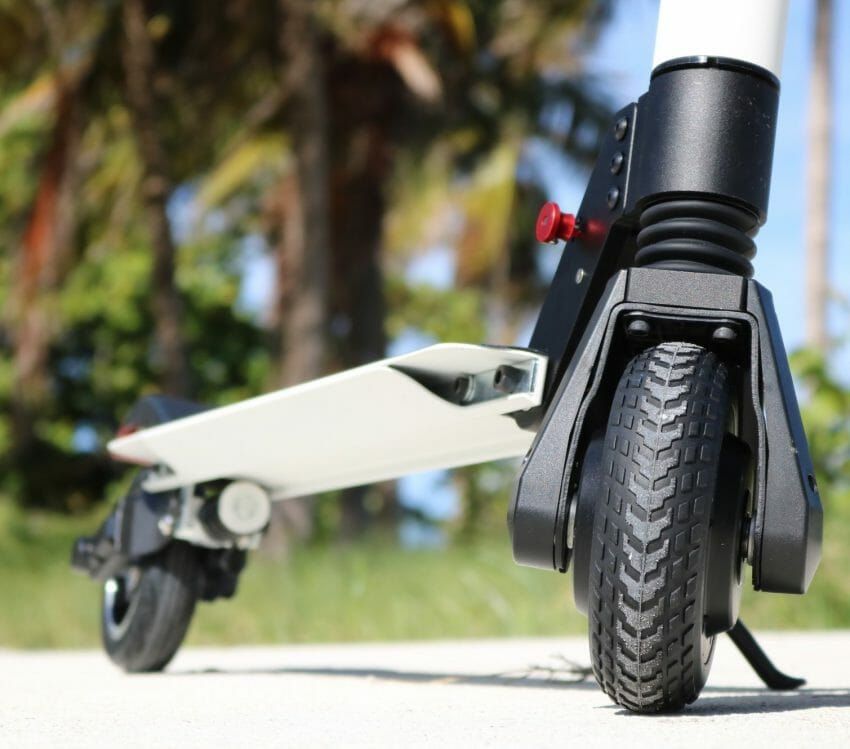 A Two Wheel Gadget You Must Have for Traveling Outdoors