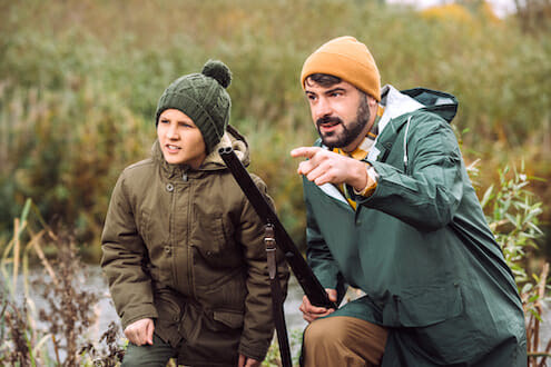 Hunting Traditions For Families In America Hunting Traditions Hunting