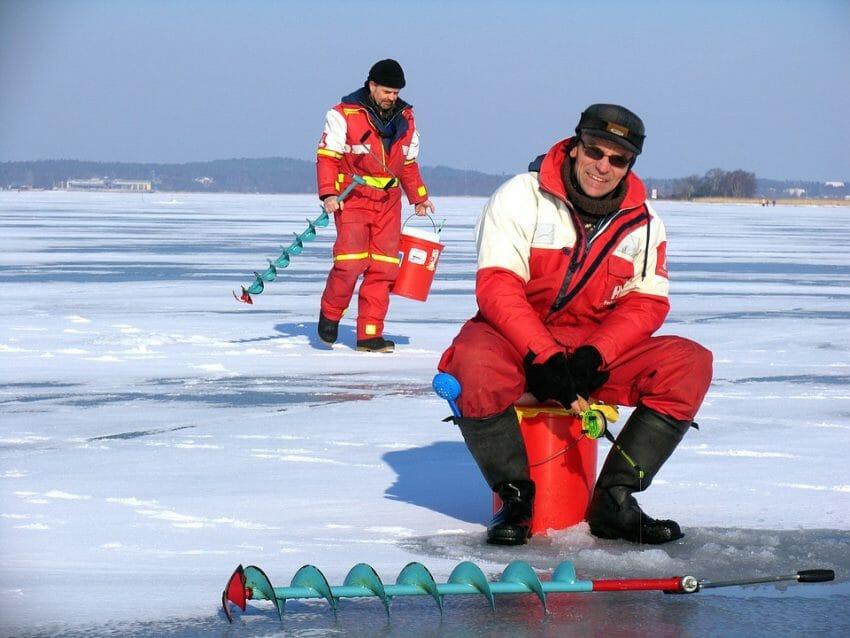 Ice Fishing Gear