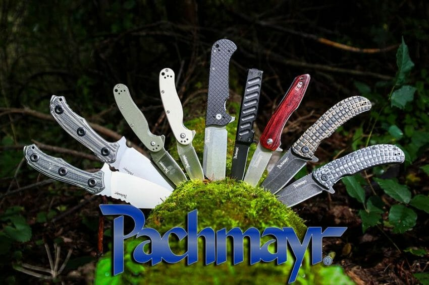 Pachmayr Launches New Line of Knives knives Outdoors News