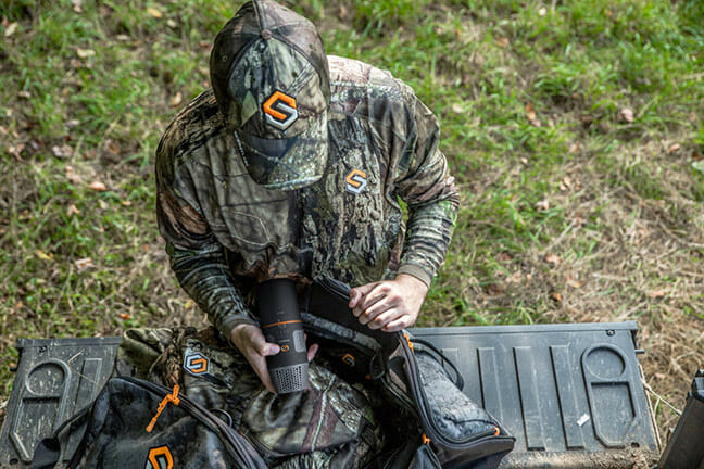 Deodorize Before & After the Hunt Hunting, scent control Hunting News