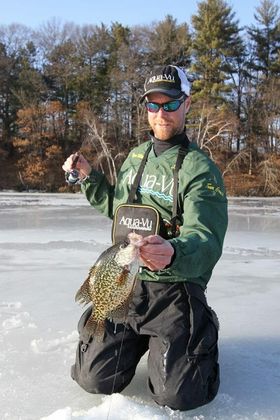 AQUA-VU: Micro-Management fishing, ice fishing Fishing & Boating News