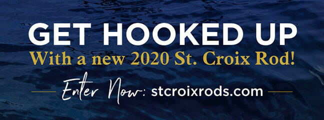 ST. CROIX ROD: Get Hooked Up! fishing, fishing rods Fishing & Boating News