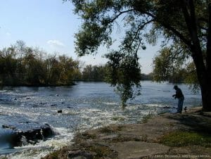 Walleye on a Fly: Things to do in Kankakee, Illinois fishing Kankakee, illinois Fishing