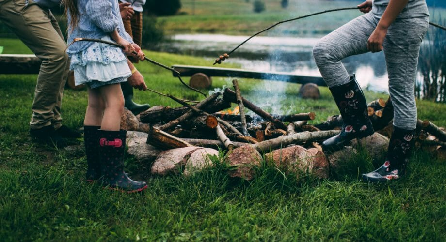 6 Useful Planning Tips for Camping with Young Children