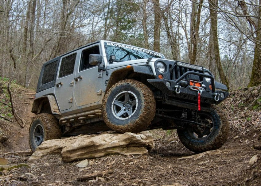 Best Jeep Wrangler Tires