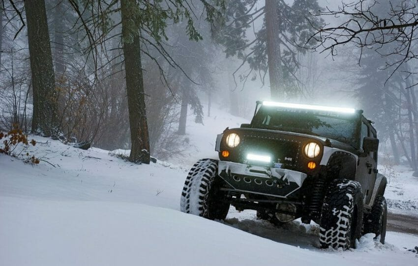 Top Places for a 4x4 Snow Adventure: Winter 2019 Edition 4x4, off-roading Outdoors