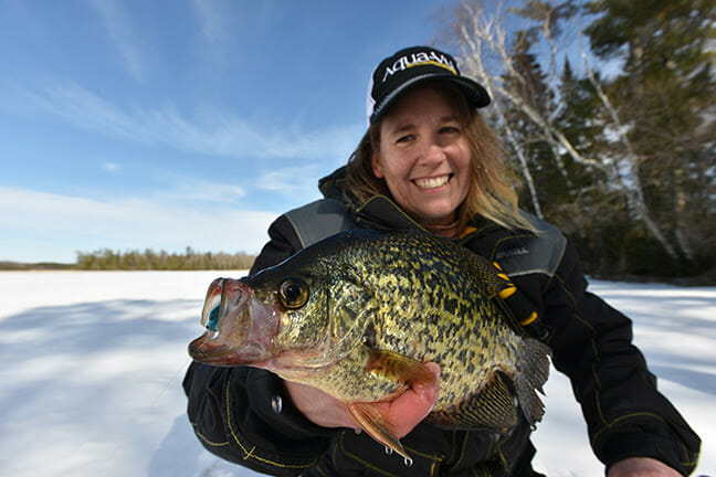 Ice Fishing's Travelling Circus fishing Fishing & Boating News