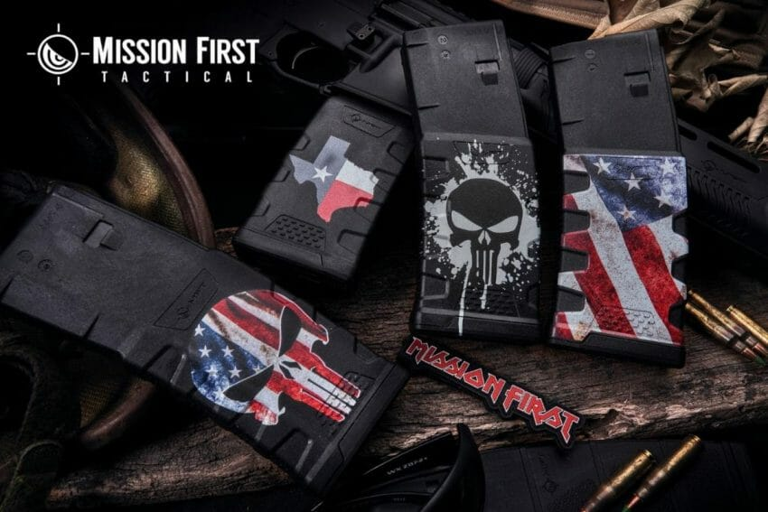Mission First Tactical (MFT) Introduces New Decorated Extreme Duty 5.56 Polymer Mag firearm accessories, shooting sports Firearms News