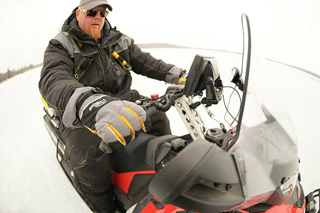 Comfortable Anglers Catch More Fish ice fishing, ice fishing apparel Fishing & Boating News