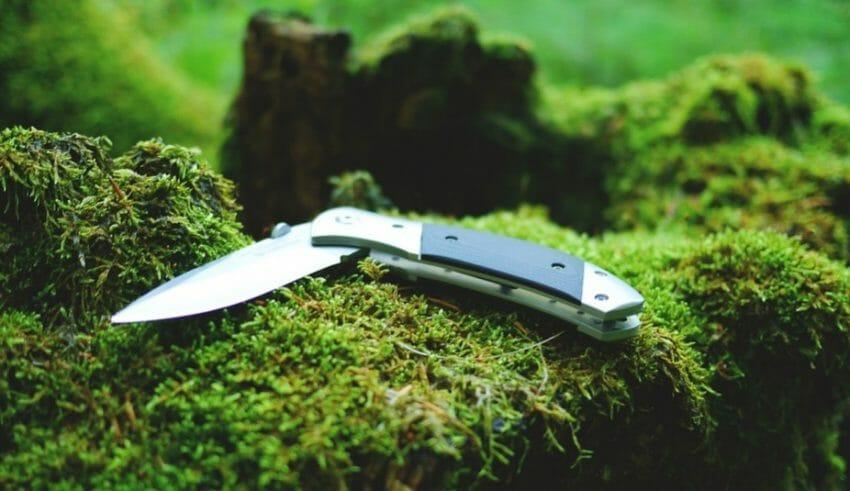 sharpen hunting knife