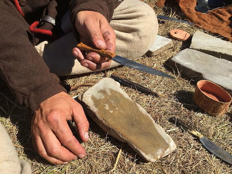 How to Sharpen Your Knife Outdoors camping, hiking, outdoor survival Outdoors
