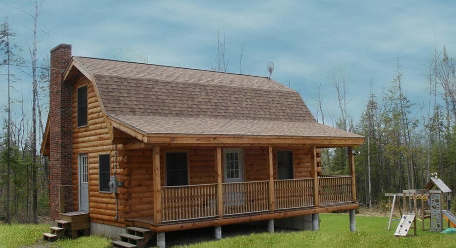Building Your Own Custom Log Cabins and Log Homes