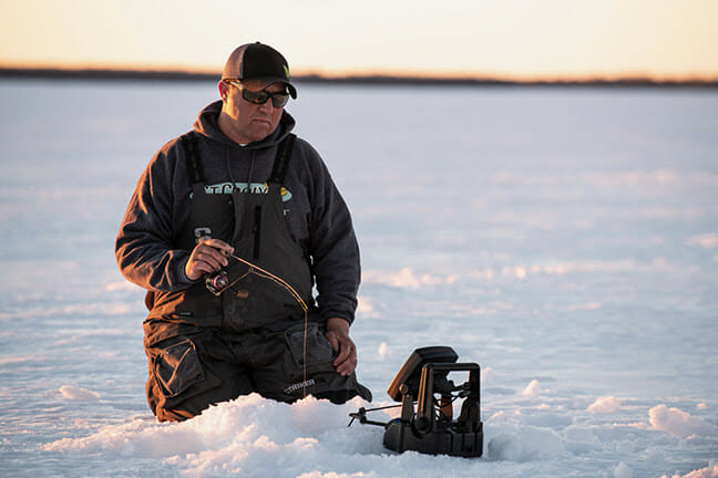 The Ultimate Ice Trolling Rod Fishing & Boating News