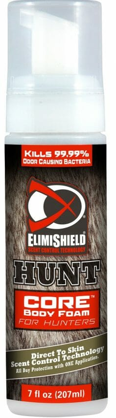 Free Shipping AND Free ElimiShield® Hunt Core™ Body Foam with the Purchase of ANY Hunter Safety System Harness  Hunting News