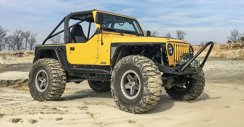 Jeep Wrangler Wheels Explained Jeep Wrangler Wheels Automotive News