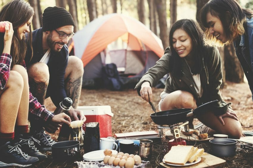 Top Items To Bring On A Camping Trip