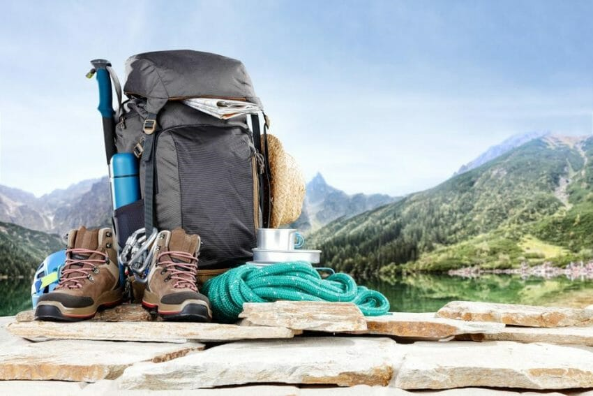 Backpacking Basics: Eight Ways to Lighten Your Load for Your Next Hike hiking Outdoors