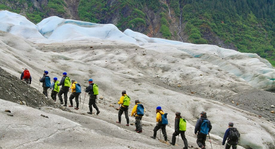 Above and Beyond's Mendenhall Glacier Tours