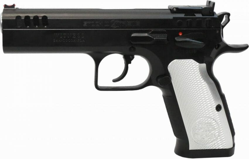 EAA's new Witness Stock II Xtreme pistols, shooting sports Firearms News