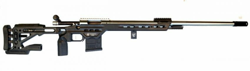 MPA Introduces the MPA BA Precision Match Rifle rifles, shooting sports Firearms News