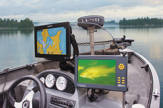 The Next Generation of Underwater Viewing fishing, underwater cameras Fishing & Boating News