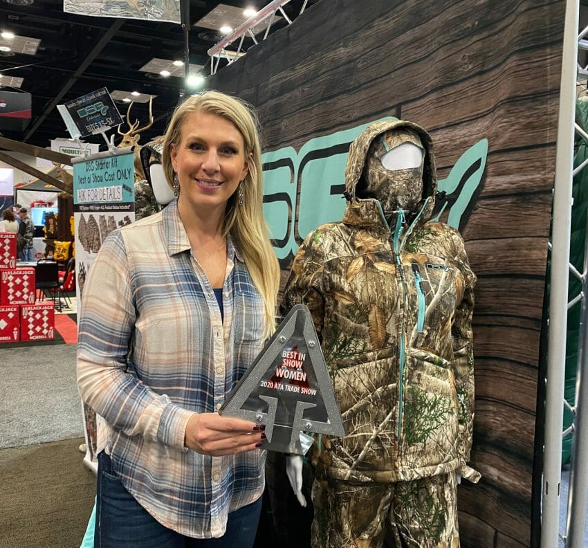 DSG Outerwear Wins a Best in Show Hunting, hunting apparel Hunting News