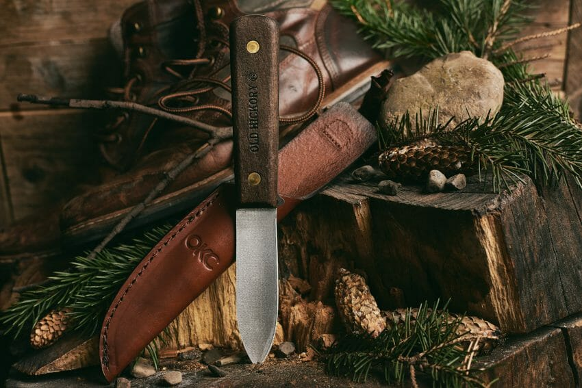 New OKC Old Hickory Outdoors Fish & Small Game Knife Hunting, knives Hunting News