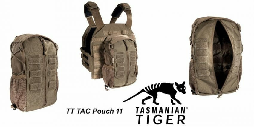 Accessorize with Tasmanian Tiger Pouches backpacks, shooting sports Outdoors News