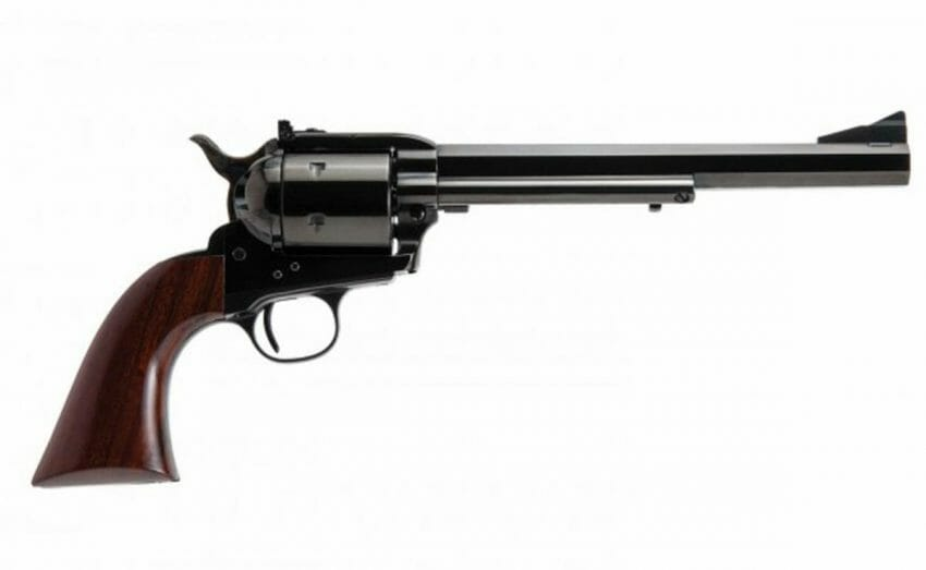 The Bad Boy 10mm, Badder, Bigger and Better Old West replica firearms, pistol Firearms News