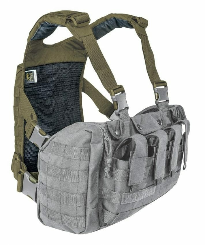 Tasmanian Tiger Introduces the TT Vest Base Plus MKII and TT Trooper Back Plate vests Outdoors News