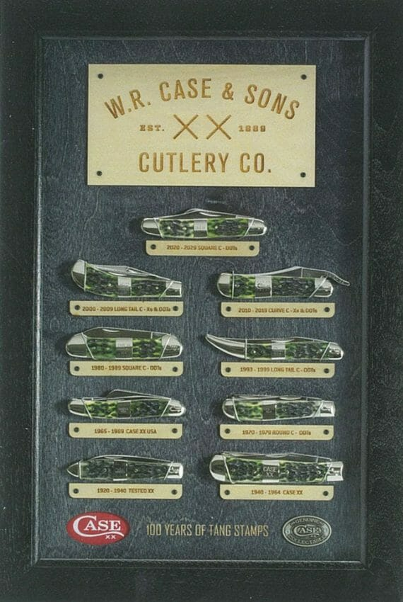 CASE® KNIVES: New American-Crafted Collection knifes Outdoors News