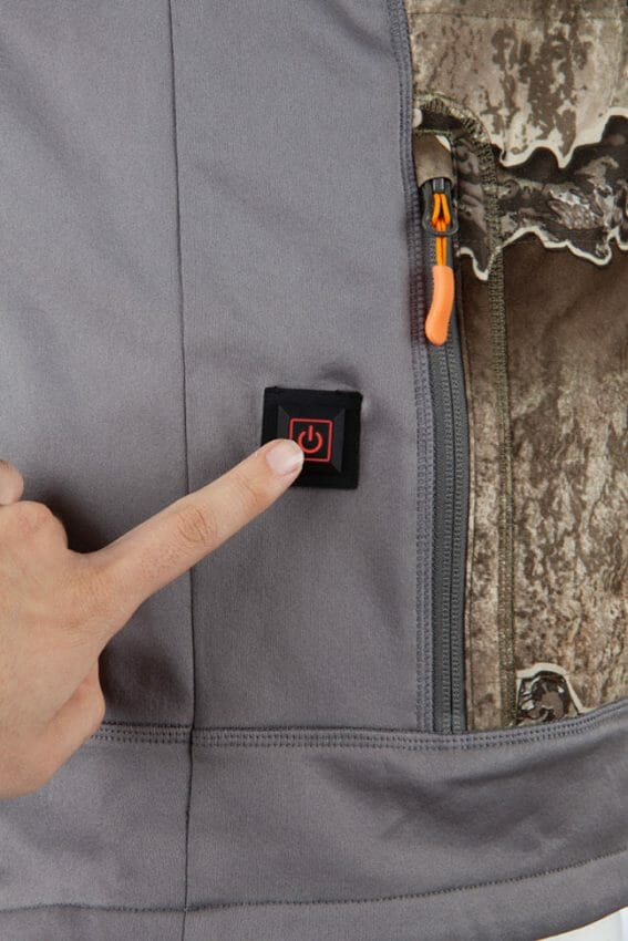 ScentLok BE:1 Reactor Plus Heated Vest Hunting, hunting apparel Hunting News