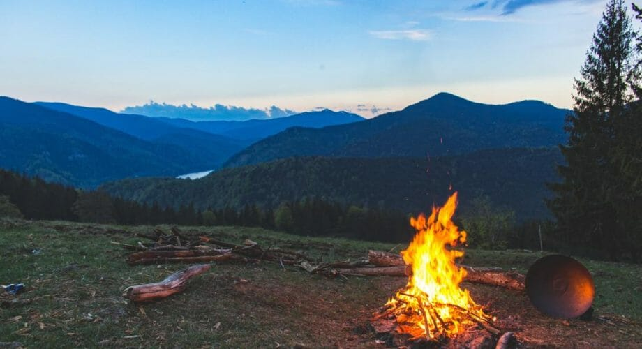 5 Must-Haves for First-Time Campers