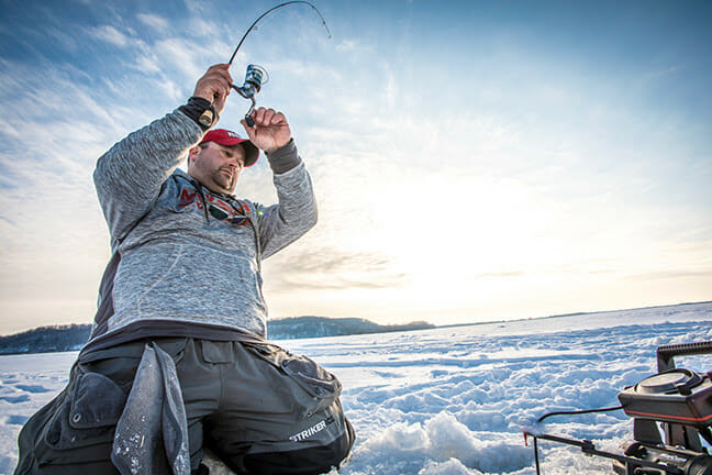 ST. CROIX ROD: Hottest on the Ice! fishing, ice fishing Fishing & Boating News