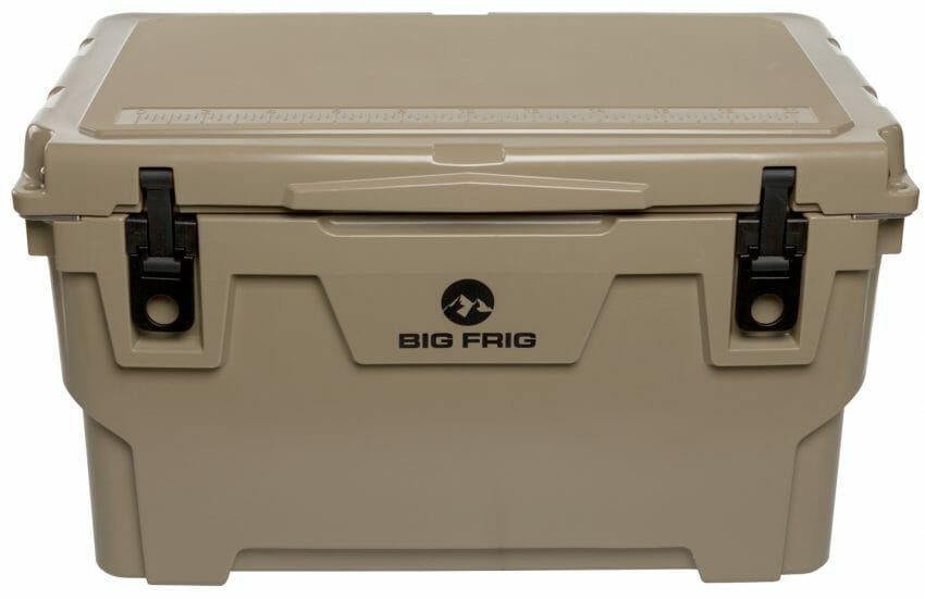 The Big Frig 45QT Badlands Cooler coolers, great outdoors Outdoors News