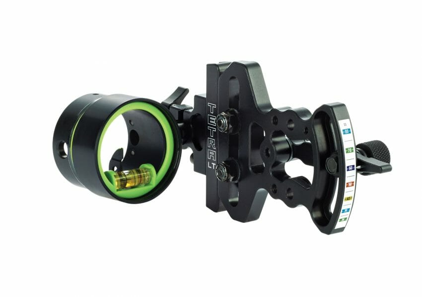 HHA Sports New for 2020 Tetra Series of Bow Sights archery, archery accessories Archery News