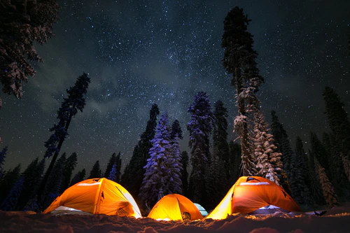 How to Survive Camping in Extremely Cold Temperatures outdoor survival Outdoors