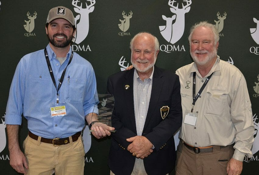 QDMA Names 2019 Deer Managers of the Year deer hunting, Hunting Hunting News