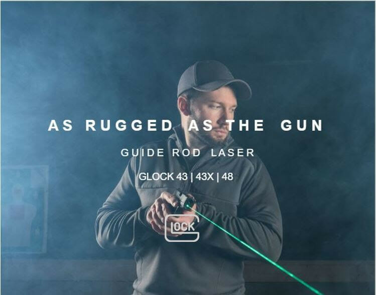 GLOCK GUIDE ROD LASER laser sights Firearms News