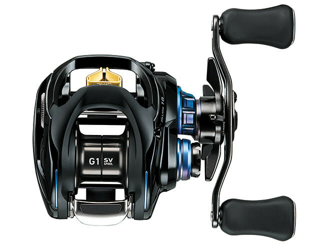 New Zillion 10.0 Low-Profile Is The Perfect Reel bait caster, fishing, fishing reels Fishing & Boating News