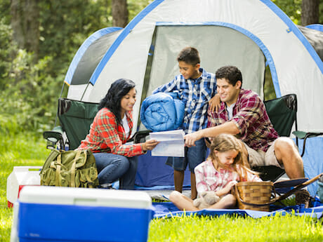 How to Choose a Tent for a Large Family? Choose a Tent Outdoors