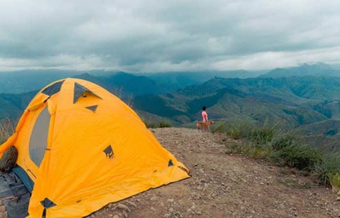 Essential Mountain Camping Tips camping, great outdoors Outdoors