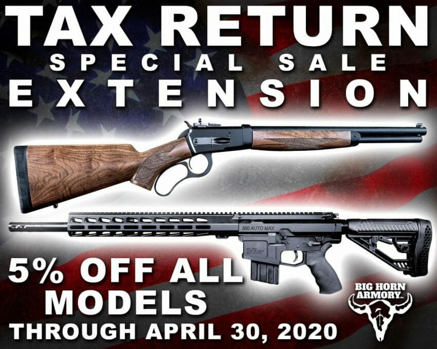 Big Horn Armory Announces a Daily Giveaway rifles Firearms News