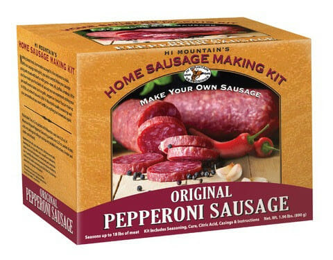 New Pepperoni Sausage Kit outdoor cooking, sausage kits Outdoors News