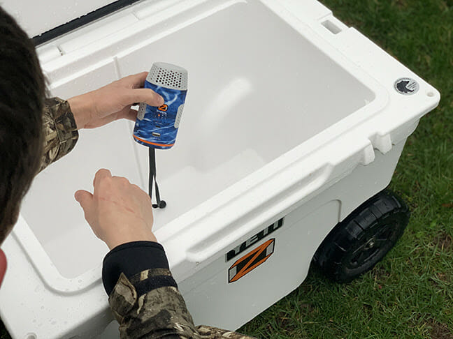 Ozone Takes the Funk Out of Fishing and Boating boating, fishing Fishing & Boating News